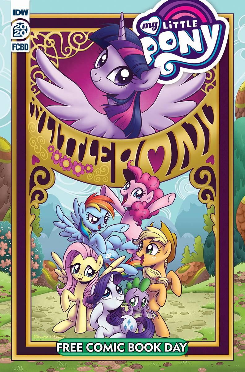 My Little Pony Friendship Is Magic (FCBD 2020 Edition)
