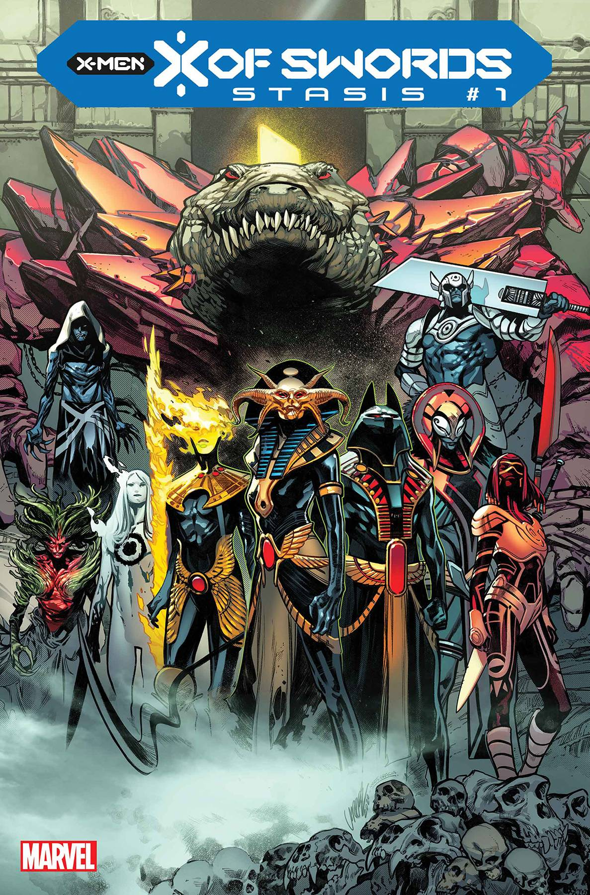 Marvel Comics Extended Forecast For 07 29 2020