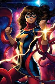 Ms-Marvel-1 Flea Market Find #1:  Hunting for Comic Books