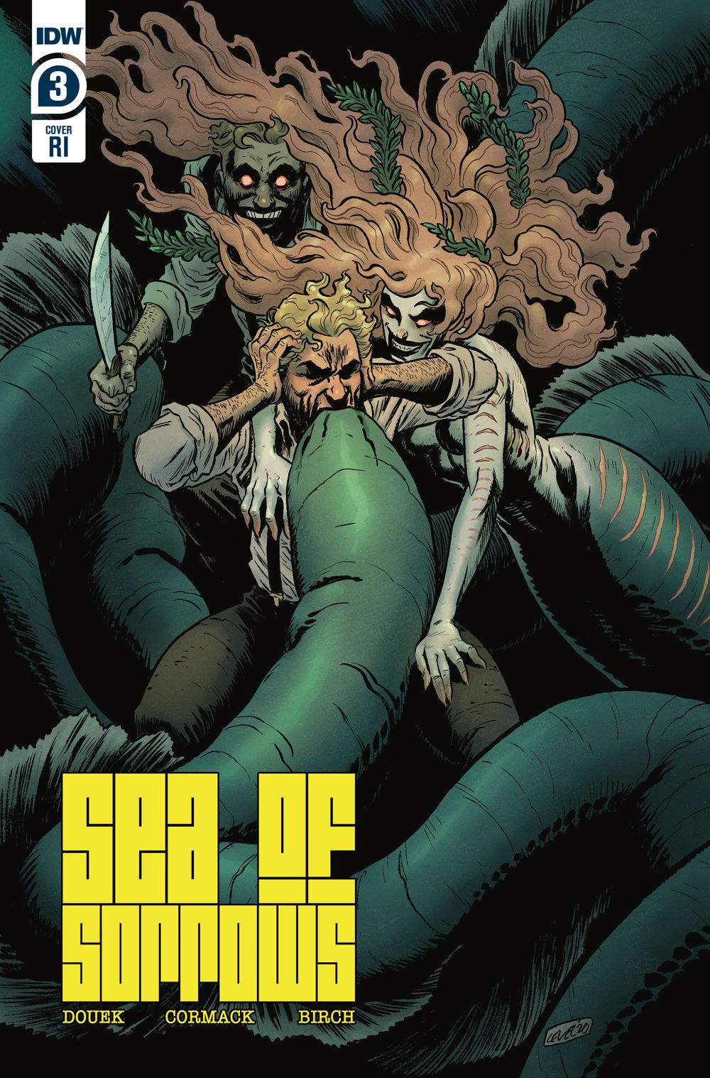 SeaofSorrow_04-RIcvr ComicList: IDW Publishing New Releases for 02/03/2021