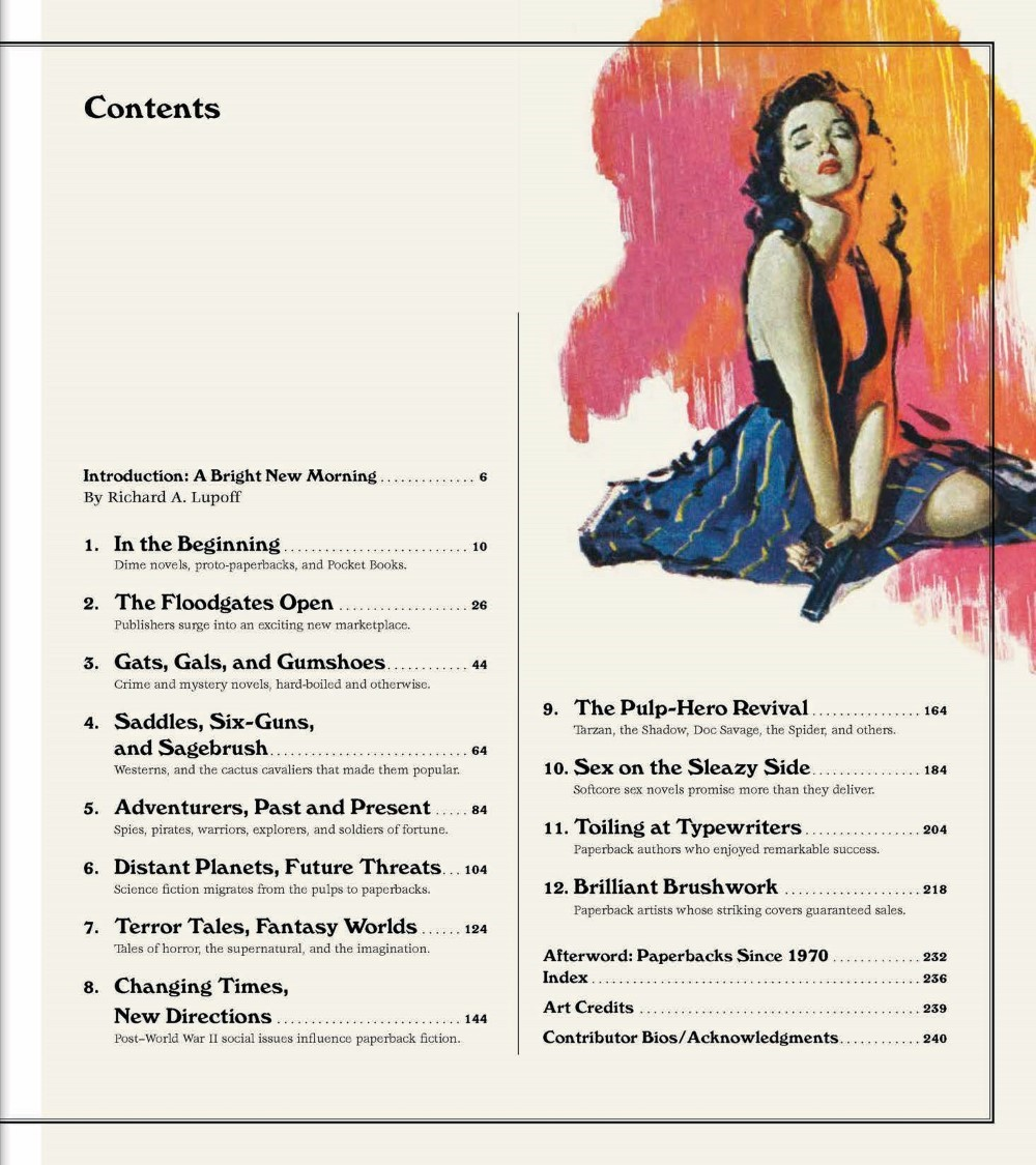 •AoPF_BOOK_Lo-011 ComicList Previews: THE ART OF PULP FICTION AN ILLUSTRATED HISTORY OF VINTAGE PAPERBACKS HC
