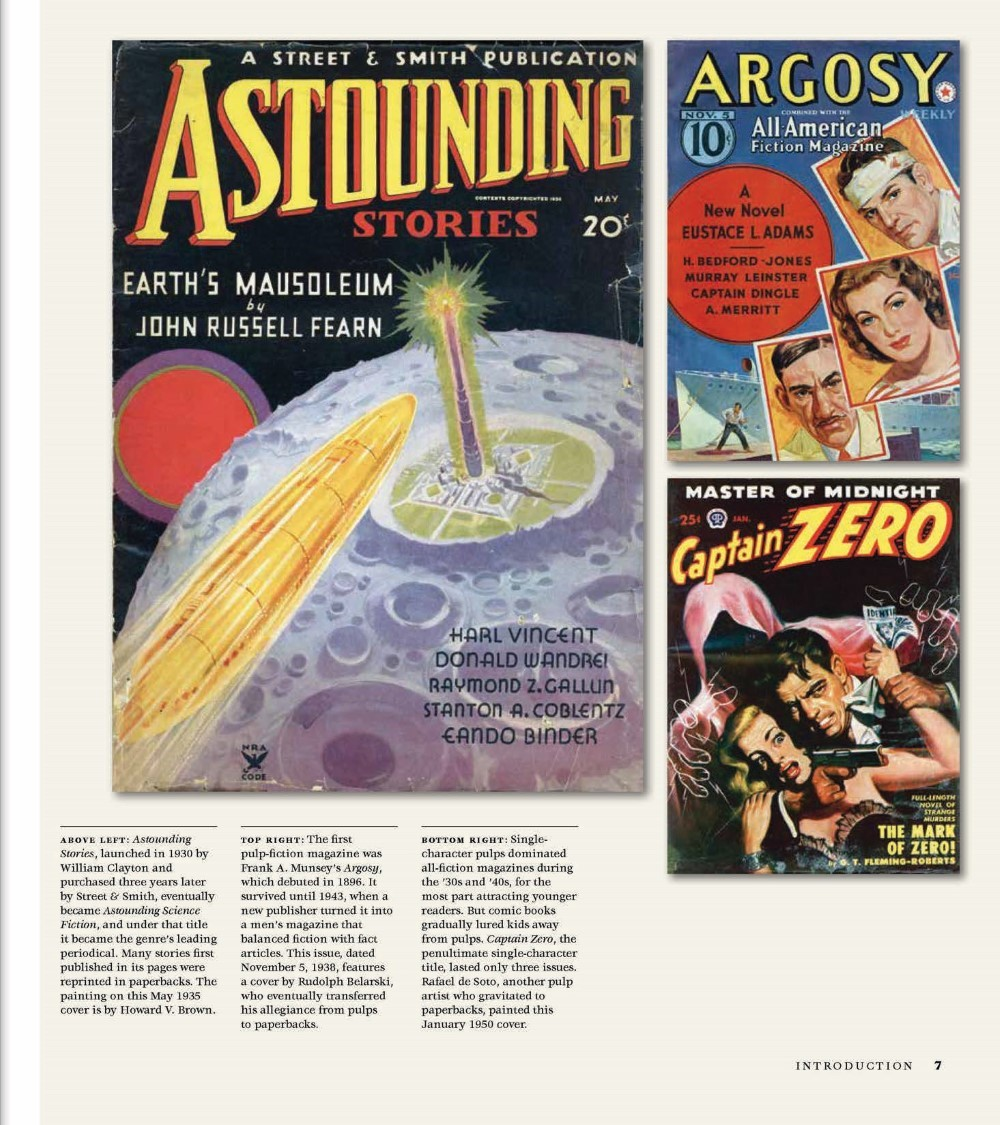 •AoPF_BOOK_Lo-013 ComicList Previews: THE ART OF PULP FICTION AN ILLUSTRATED HISTORY OF VINTAGE PAPERBACKS HC