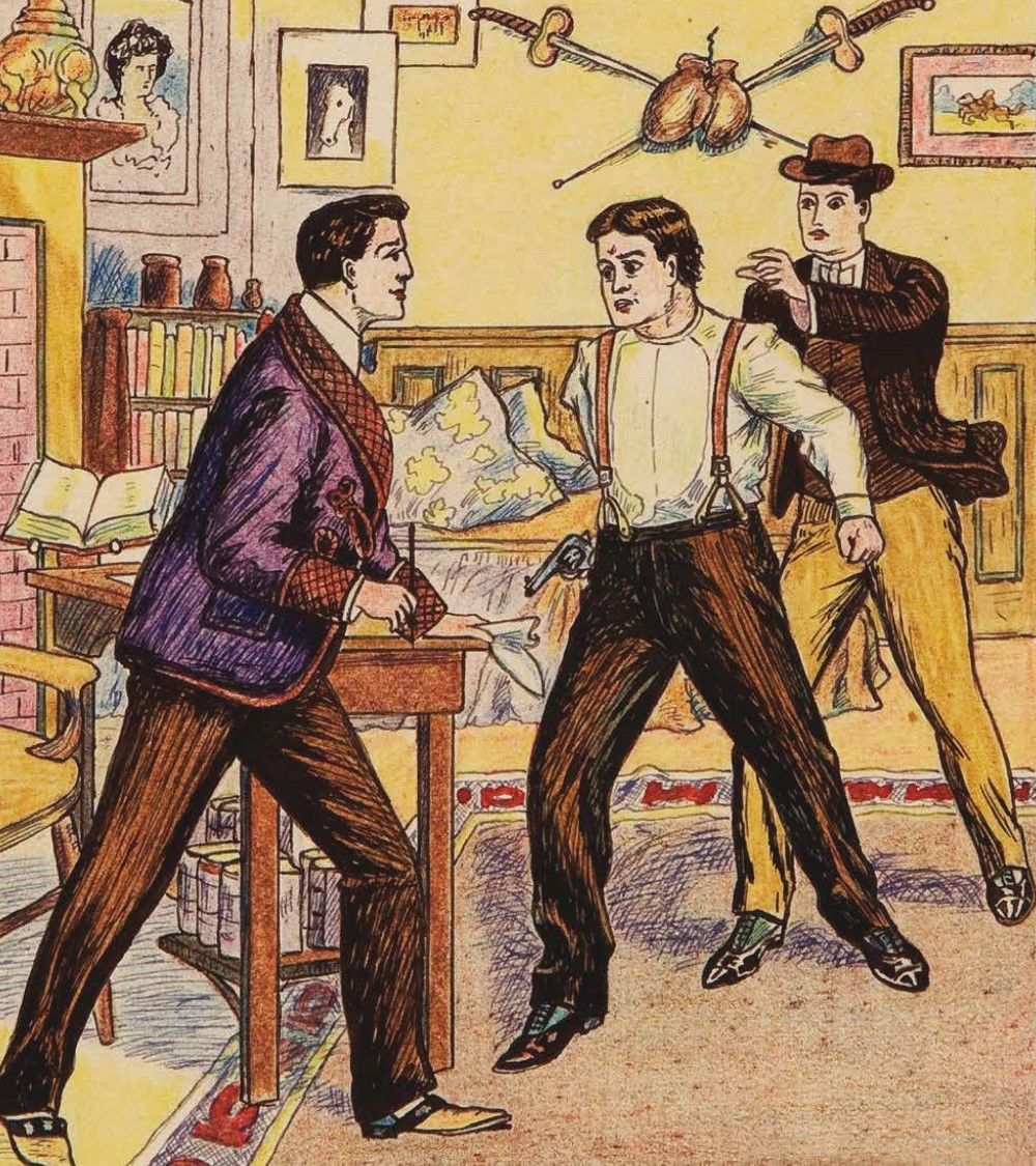 •AoPF_BOOK_Lo-016 ComicList Previews: THE ART OF PULP FICTION AN ILLUSTRATED HISTORY OF VINTAGE PAPERBACKS HC